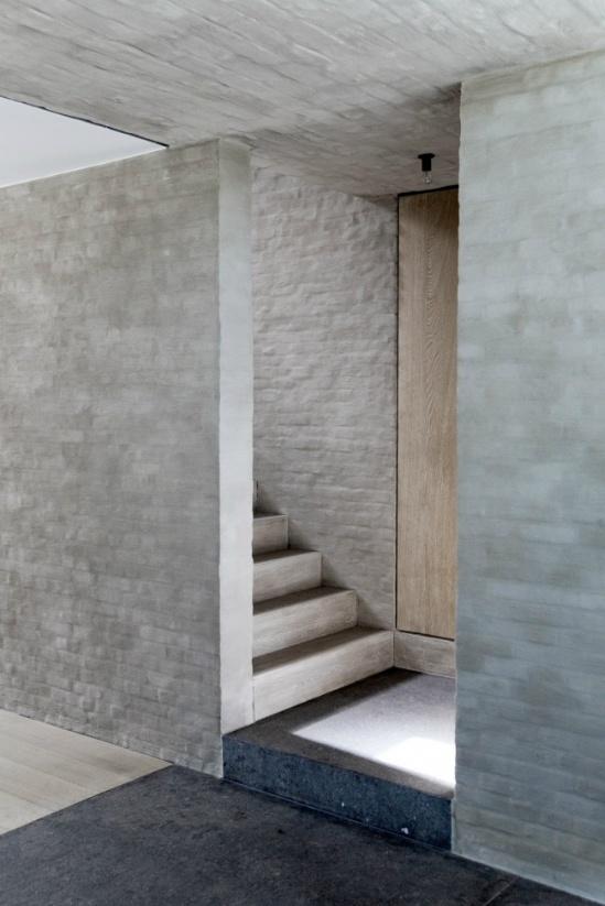 Grey, tonal Greys = all make my day.   Vincent van Duysen