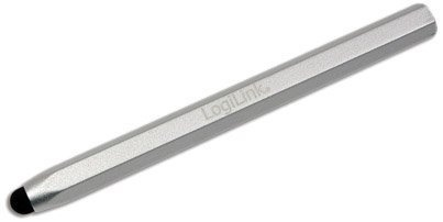 Touch Pen - Touchscreen-Stift - Silber von LogiLink, http://www.amazon.de/dp/B006JCM7E0/ref=cm_sw_r_pi_dp_c2vBrb0MZEFAY #apple #iphone #ipad #ipod #touch #pen #stift #touchpen #touchstift #silver #silber