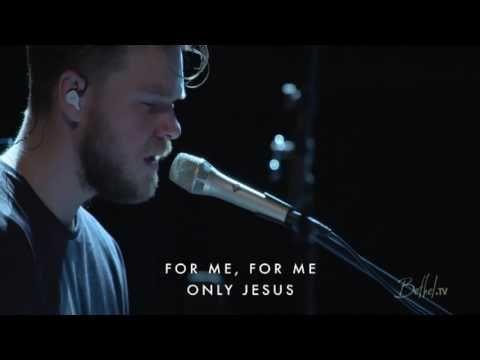 Only Jesus - Benjamin Mattis(Bethel Church) - YouTube