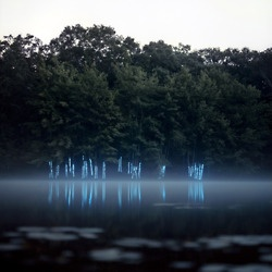 Barry Underwood, Earth Engines 02: Lights, Inspiration, Barry Underwood, Art, Trace Blue, Landscapes, Photography