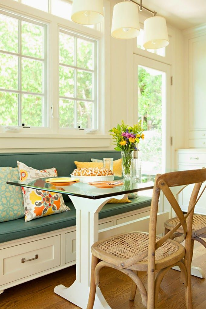 78 Images About Breakfast Nooks On Pinterest Eat In
