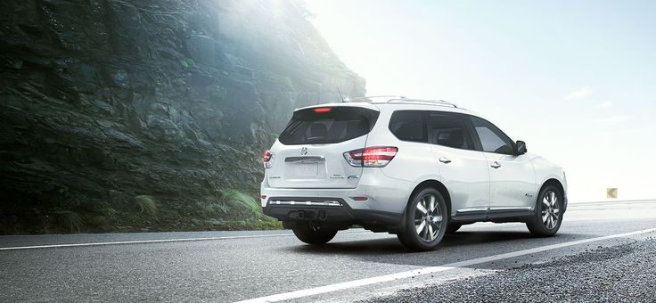 2014 Nissan Pathfinder Hybrid SUV   Nissan USA - THE MOST FUEL EFFICIENT PATHFINDER EVER COMING LATE SUMMER 2013