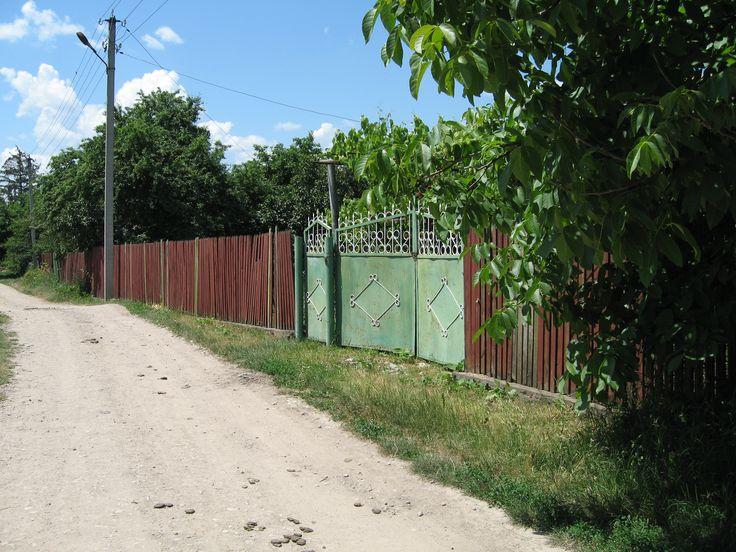 Friendly Ivancea, a Ukrainian village in Moldova