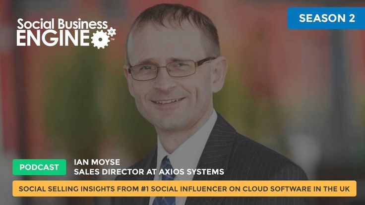 Social Selling Insights from #1 Social Influencer on Cloud Software in t...