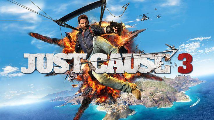 Just Cause 3 Telecharger Gratuit Jeux PC