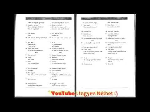 Német Magyar Lecke 7. - YouTube