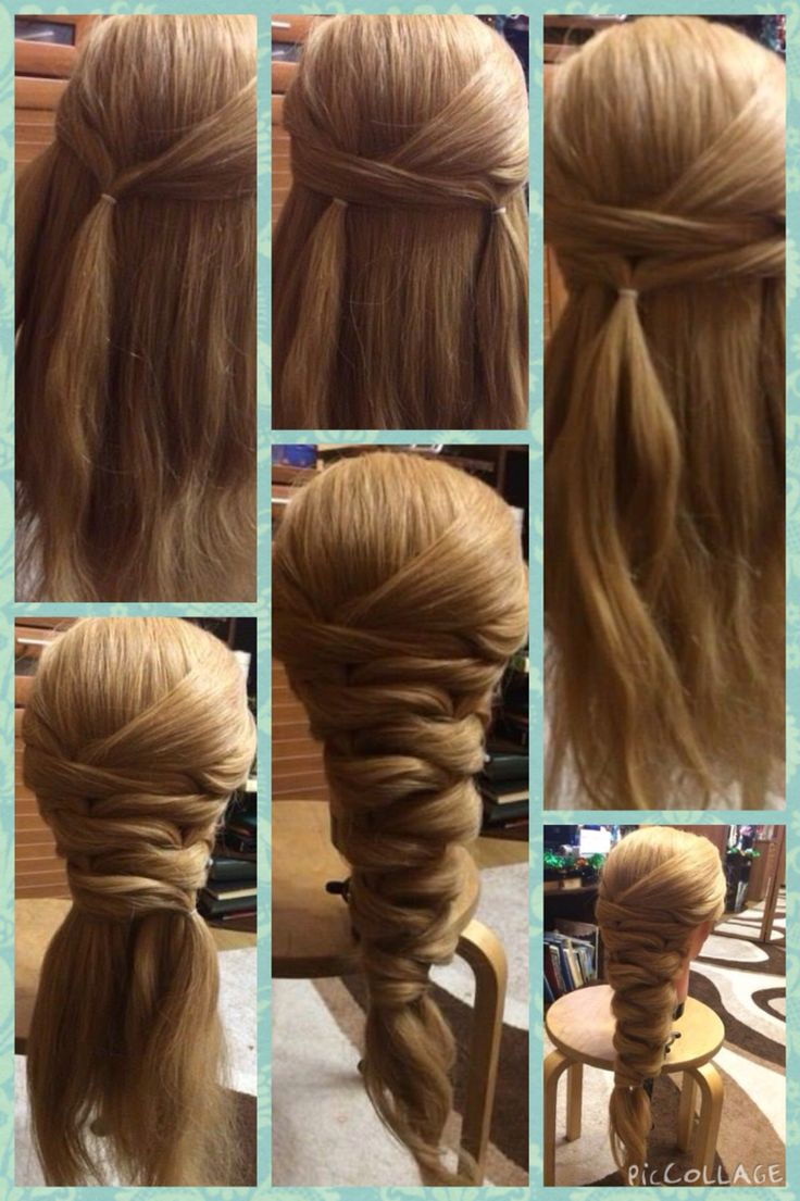 best diy hairstyles images on pinterest hairstyle ideas