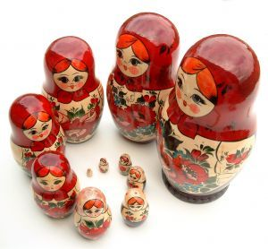 tiered in agesMatryoska Dolls, Russian Dolls, Las Matrioska, Vicious Dolls, Dolls Russian, Nests Dolls, Matryoshka Dolls, Red Russian, Russian Nests
