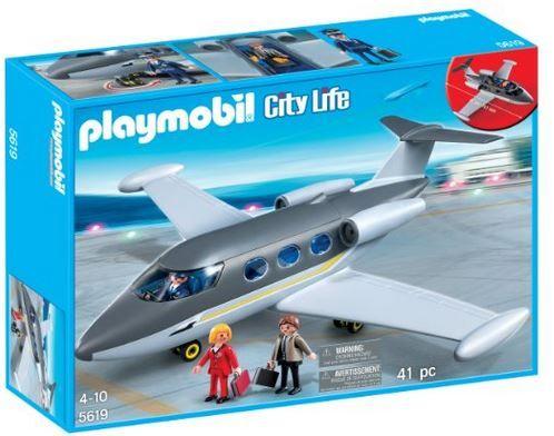 PLAYMOBIL+Private+Jet+$15+{reg.+$29.99}