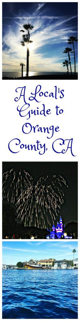 A local's guide to Orange County, California www.thedailyadventuresofme.com