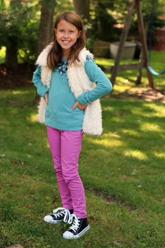 Tween Back To School Outfits From Kmart Kids Clothes