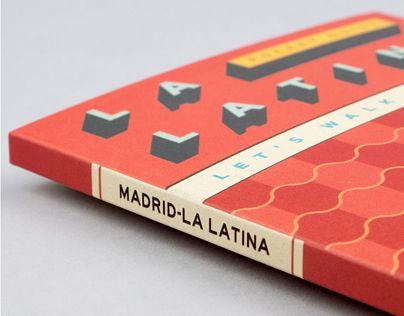 La Latina · Madrid map