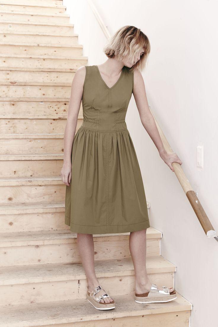 Talco Cotton Fiction Dress www.comrags.com