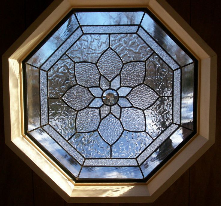 9 Best Octagon Glass Images On Pinterest Stained Glass