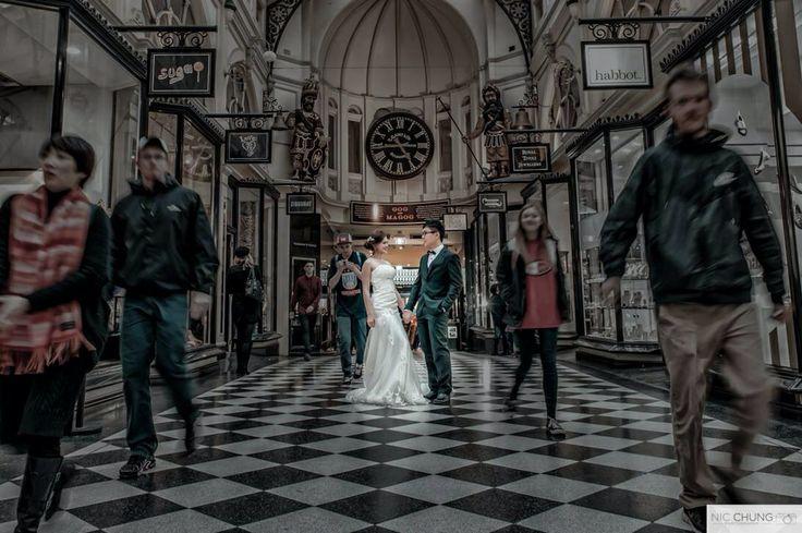 Pre-Wedding Shoot Idea