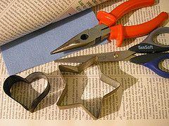 DYI: Cortando feltro com ferro em brasa   SuperZiper
