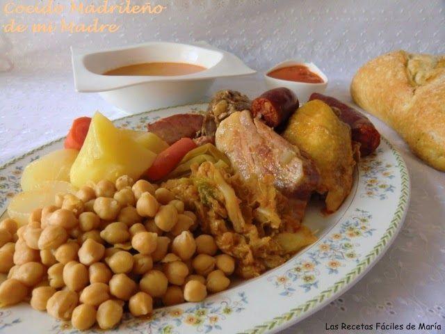 Hacer un buenCocido Madrileño demi Madre el mejor Cocido, Receta Cocido Madrileño, Cómo hacer un Cocido Madrileño, Verduras de un Cocido Madrileño, Sopa