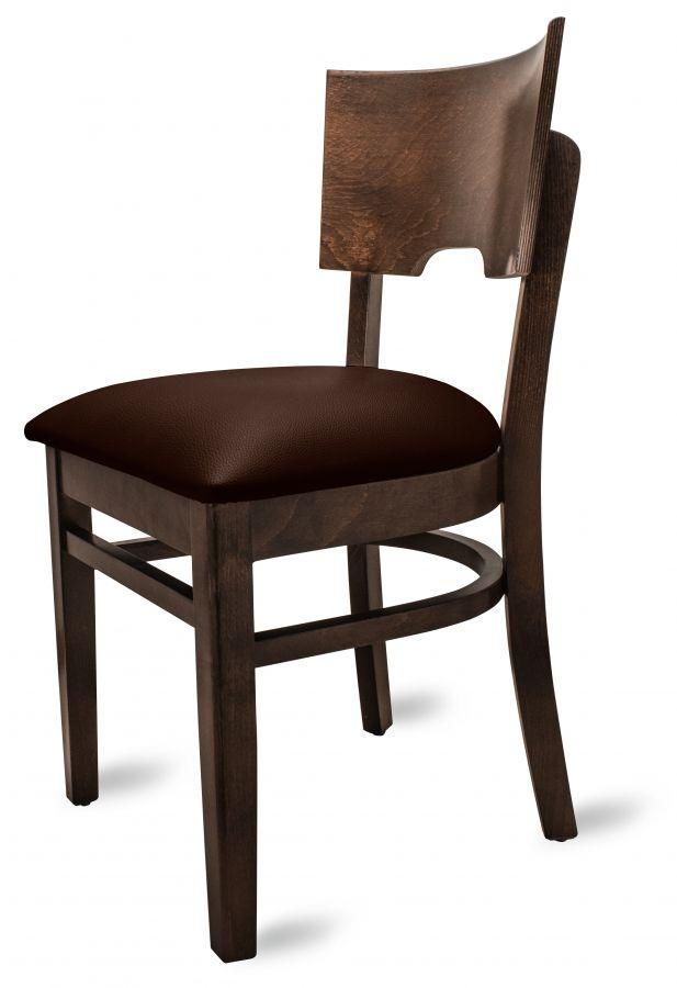 Gastro Stuhl Caya Sitz In Braun Mobel Star Stuhle Gastronomie Mobel Holzstuhle
