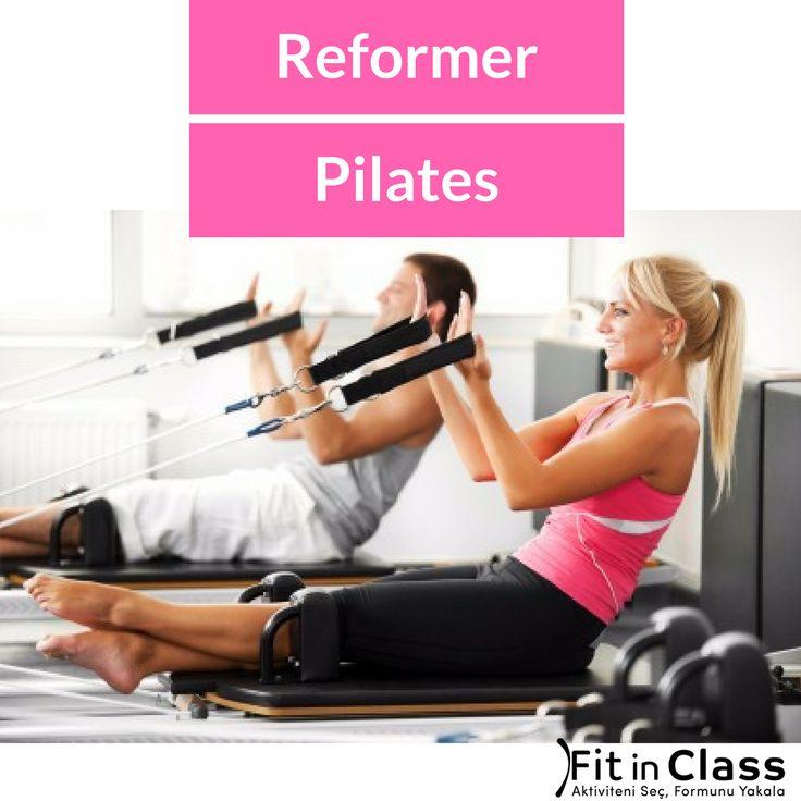 Omurganın göğüs veya bel bölgelerinde görülebilen, yana doğru eğriliğin adı olan skolyoz için pilates egzersizleri birebirdir. Özellikle reformer pilates omurga kaslarının zayıflığını güçlendirir ve daha dik bir duruş kazanmanızı sağlar.  Fit in Class üyeliğiniz ile anlaşmalı salonlarımızdan olan Firstep Pilates Stüdyoları ve Pozitif Enerji Spor Merkezi 'nde reformer pilates derslerine katılabilirsiniz. www.fitinclass.com