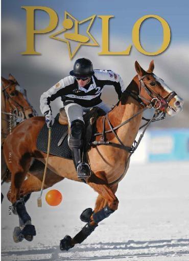 """Edición 40 """"Polo en la Nieve"""", Revista POLO"""