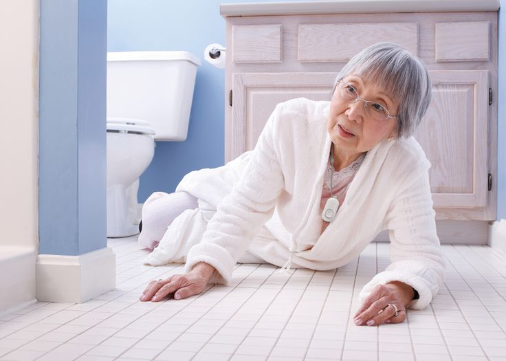 Bathroom Safety Tips #ElderyBathroomSafety >> Get more ideas for safety features at http://www.disabledbathrooms.org/disabled-bathroom-flooring.html