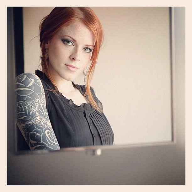 The breathtaking AnnaLee has a new nude photo set up today!  @wadingbird #picoftheday #photooftheday #bestoftheday #ginger #freckles #red #hair - @suicidegirls- #webstagram