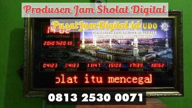 Jadwal Sholat Masjid Di Tanjung Pinang Wa 0813 2530 0071 Produksi