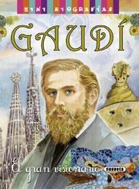 Antoni Gaudí, como otros genios, fue un visionario, un hombre que se adelantó a su época, un artista excepcional. Este libro, lleno de datos, curiosidades, recuadros y preciosas ilustraciones, ofrece a los jóvenes lectores una forma entretenida y diferente de adentrarse en la biografía de uno de los grandes arquitectos y diseñadores de la Historia.