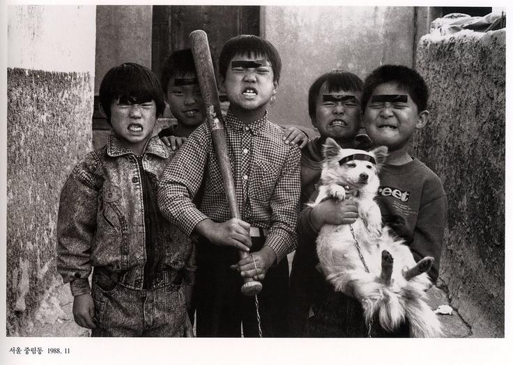 Korea, 1970s - 90s by Kim Ki-Chan