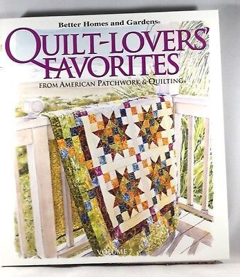 199 best quilting images on pinterest easy quilts patchwork quilt lovers favorites vol 7 american patchwork and quilting better homes garden fandeluxe Choice Image