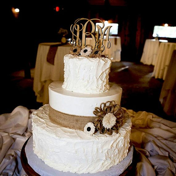 Rustic Wedding Cake: Best 25+ Rustic Cake Toppers Ideas On Pinterest