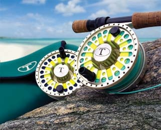 Tibor Fly Reels....the best on the market, and american made.