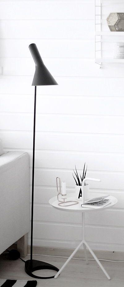 AJ pastatomas šveistuvas. Dizainas Arne Jacobsn.