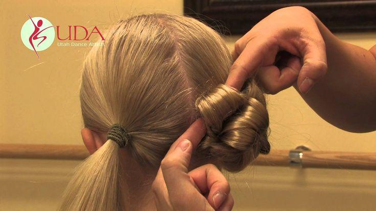 Dance Competition Hair Demonstration - Junior & Mini Teams - Utah Dance ...