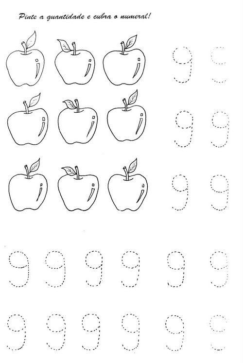 NUMEROS+1+A+10+COBRIR+E+COLORIR+N+9.jpg (500×747)