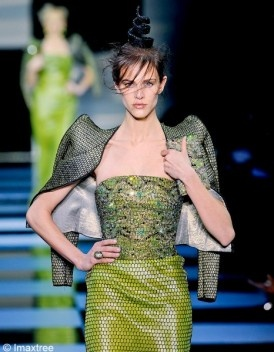 Armani show « One night only in Beijing»