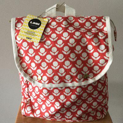 Lori Barcelona Apples backpack - large