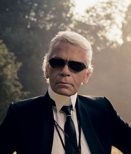 26 best images about dise adores de moda on pinterest for Karl lagerfeld fotografo