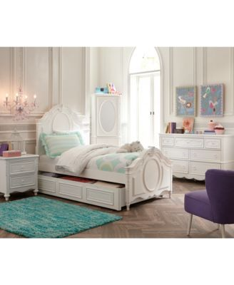 Celestial Kids Bed, Panel Bed   macys.com