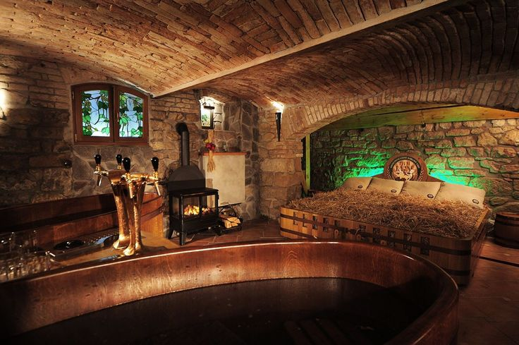 6 Spas Where You Can Bathe in Czech Beer