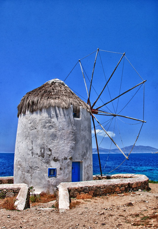 Mykonos, Greece *