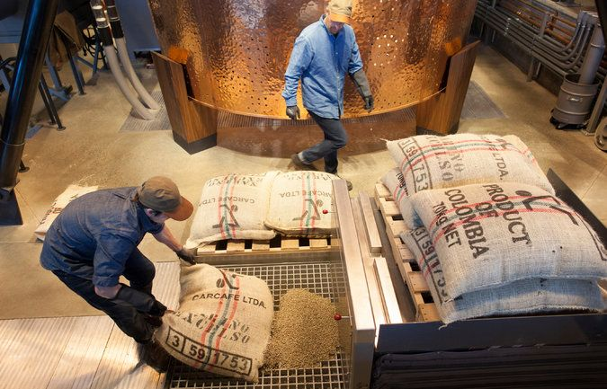 Why Starbucks Prices Went Up as Coffee Beans Got Cheaper - The New York Times