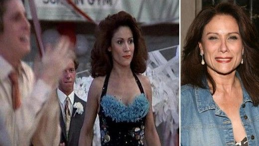 Grease 2 Cast Then and Now | Annette Charles: Cha-Cha DiGregorio