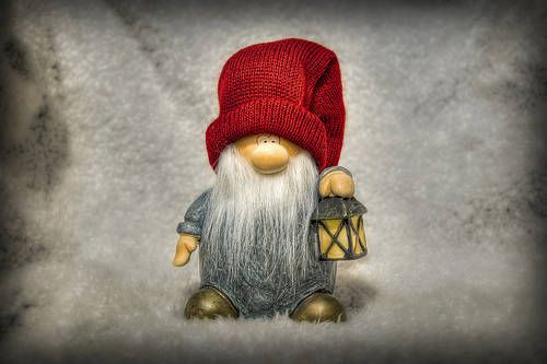Nisse - Danish ornery-but-good male Christmas elf who acts like a little helper guarding animals and plays tricks on children.