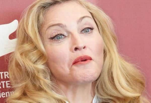 PATHETIC: Aging Has-Been Madonna Offers Sexual Favors in Exchange For Hillary Votes