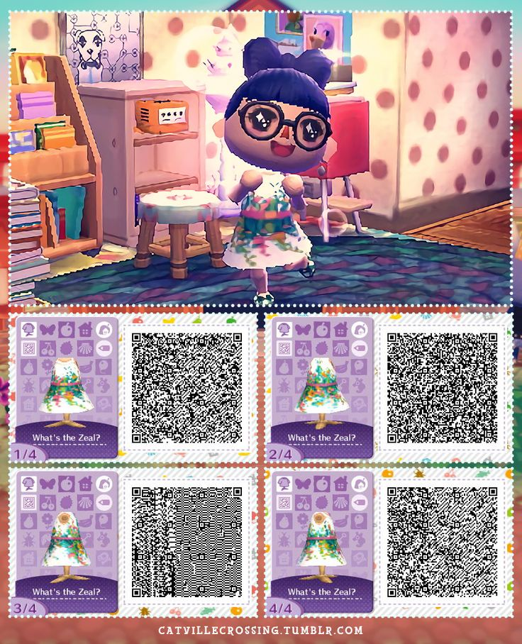 10 Best Images About Acnl Qr Codes On Pinterest Animal