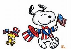 4th of july snoopy - Bing Images