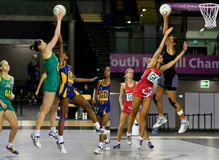 Junior world cup netball