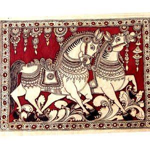 Kalamkari painting
