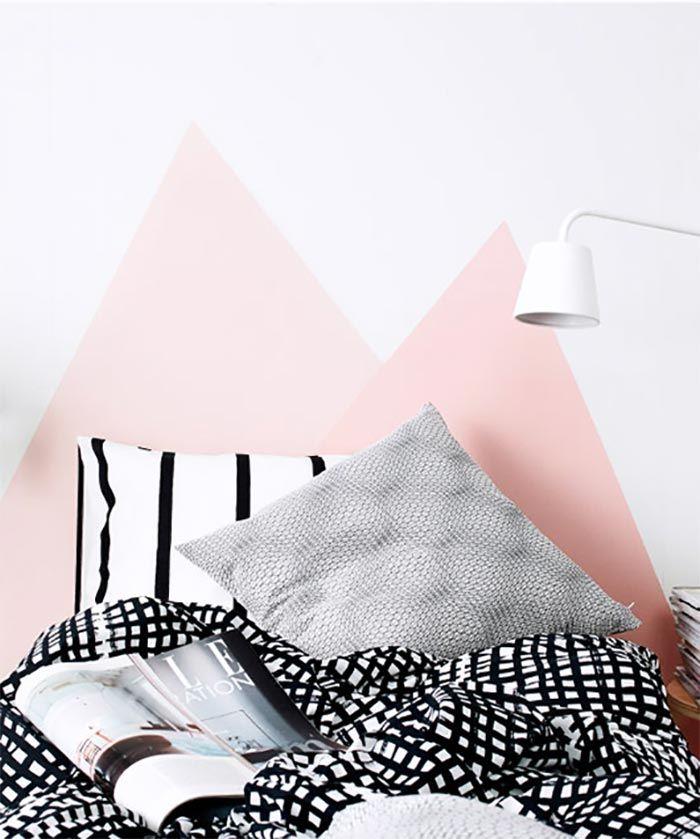 Mejores 10 imgenes de cabeceros pintados en Pinterest